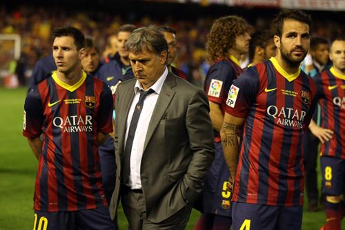 バルセロナが11年ぶり公式戦3連敗…6シーズンぶり無冠の可能性