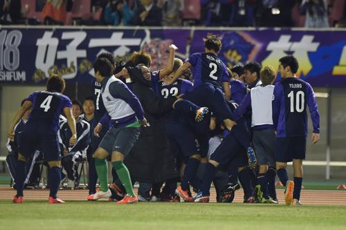 Jリーグ王者の広島、グループ最終節勝利で初のACL決勝T進出