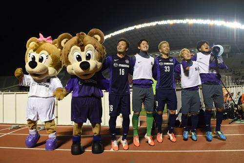Jリーグから広島、C大阪、川崎の3チームがACL決勝T進出