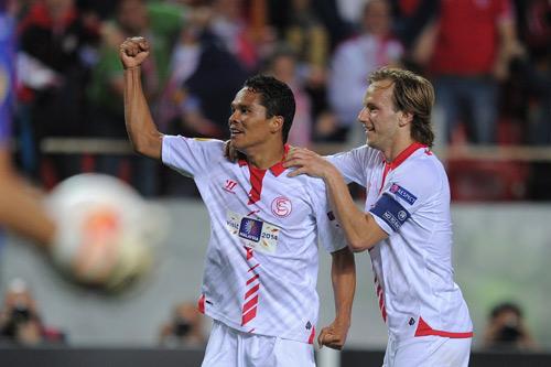 EL準決勝のスペイン対決第1戦はセビージャがバレンシアに快勝
