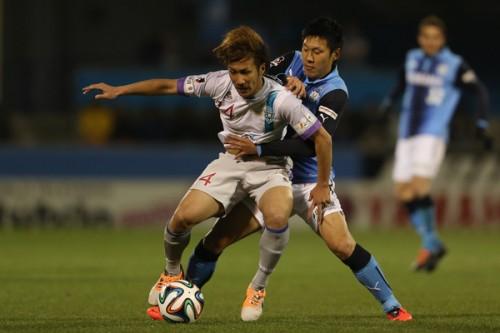 福岡のU-21日本代表FW金森健志、骨折で8週間の離脱