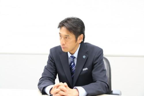 W杯審判西村氏がゴールラインテクノロジーを語る「レフェリーのためだけではない」