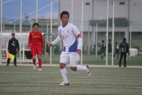 プリンスリーグ九州で注目のMF、大津の背番号10・葛谷将平の覚悟