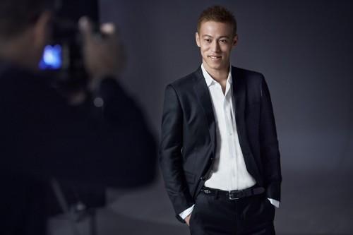 <インタビュー>BRAUNアンバサダー本田圭佑が語る夢を抱き続け、頂点を目指す意味とは?