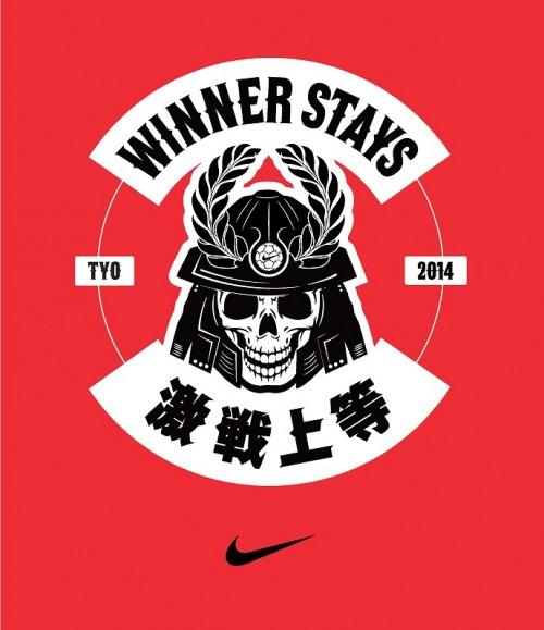 ナイキが超攻撃的な変則ルールのフットボール大会「WINNER STAYS 激戦上等」を開催