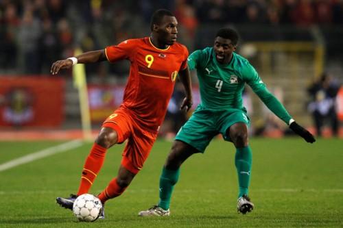 ベルギー代表FWベンテケ、W杯欠場へ…アキレス腱断裂で全治6カ月