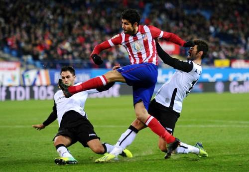 残り4試合でアウェイ3試合のアトレティコ…試練の第1弾バレンシア戦