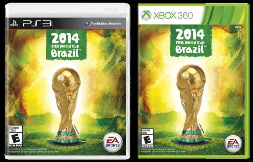 『FIFA』シリーズ最新作「2014 FIFA World Cup Brazil」発売…本大会前に熱狂を家庭で