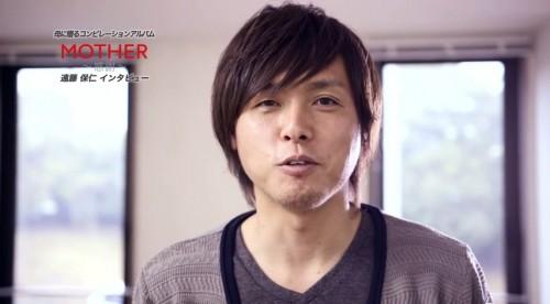 遠藤がジャケット起用の「母の日」記念アルバムが発売、母親への感謝語る