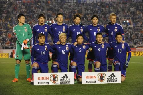 W杯まで残り1カ月、最新FIFAランクで日本は47位