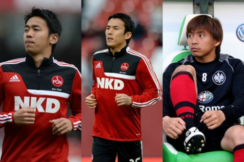 今夏に清武、長谷部、乾の3選手が揃って移籍か? 独メディア報道