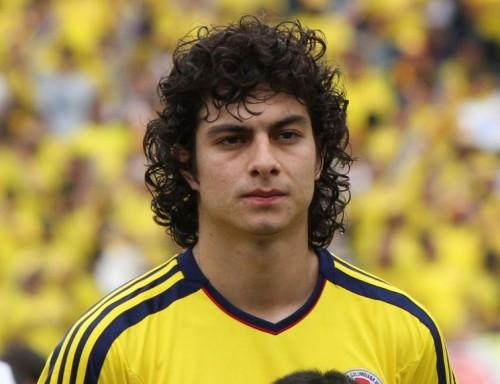 コロンビア代表DFメディナのW杯出場が絶望的に…右足首負傷で全治6〜8週間