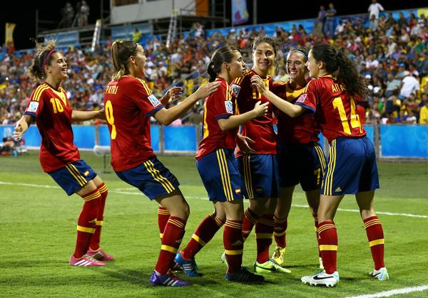 U-17女子スペイン代表