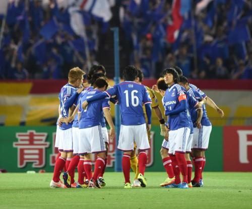 齋藤学のスーパーボレー含む2得点で横浜FMが逆転勝利…全チーム並ぶ大混戦に