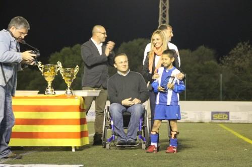 エスパニョール下部在籍のタルハニ存哉君、スペイン国内大会でMVP&得点王に