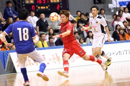 Fリーグ オーシャンカップ2014 大会3日目……大会5連覇を狙う名古屋が決勝進出