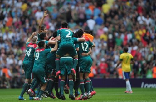 ロンドン五輪金メダルメンバー8人を擁するメキシコ代表「オリンピック決勝の再現を目指す」