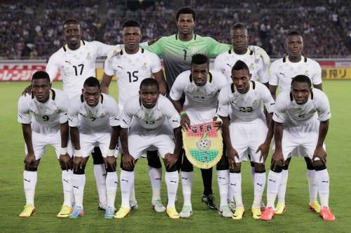 ガーナ、W杯メンバー候補26名を発表…ボアテングやエッシェンら