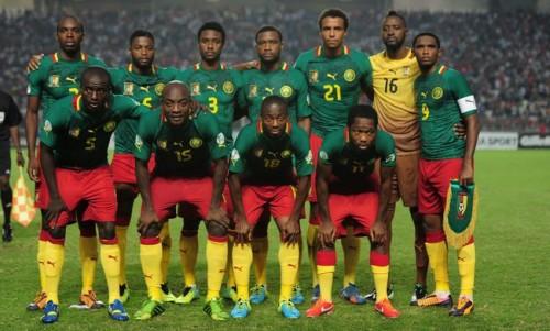 ブラジルと同組のカメルーン、W杯代表候補にエトーら28名を選出
