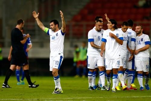 日本の対戦相手ギリシャがW杯代表候補29名発表…カラグニスら選出