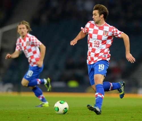 クロアチア代表MFニコ・クラニチャール、負傷でW杯欠場が決定