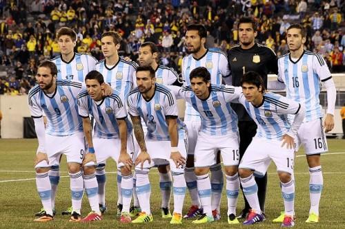 W杯アルゼンチン代表からFWディ・サントを含む4名の落選が決定