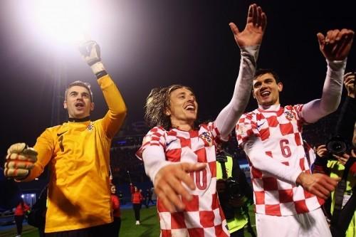 W杯に臨むクロアチア代表候補30人発表…レアルのモドリッチが選出