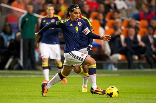 日本同組のコロンビア、W杯代表候補発表…離脱中のファルカオ選出