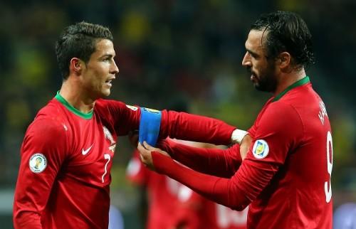 ポルトガルがW杯代表メンバー23名を発表…ロナウドやナニが選出