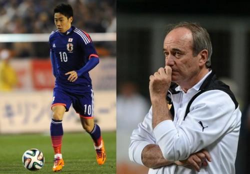 元C大阪クルピ氏、ブラジルメディアで香川に言及「質の高い選手」