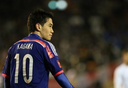 香川が帰国翌日に陸前高田を訪問「皆さんの想いを胸にW杯を戦う」