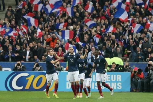 フランス代表、W杯メンバー23名を発表…ナスリ、アビダルらが選外
