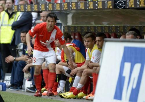 ついに最終節を迎えたブンデス、岡崎はクラブ記録の15ゴール超えなるか