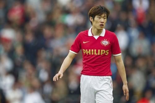 PSVのパク・チソン、W杯で韓国代表は「当然ベスト8が目標」