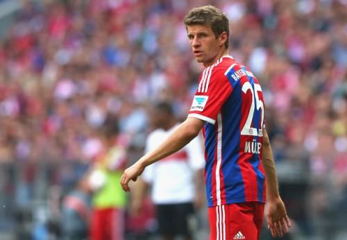 ドイツ杯連覇を狙うバイエルンのミュラー「試合への思いは熱い」