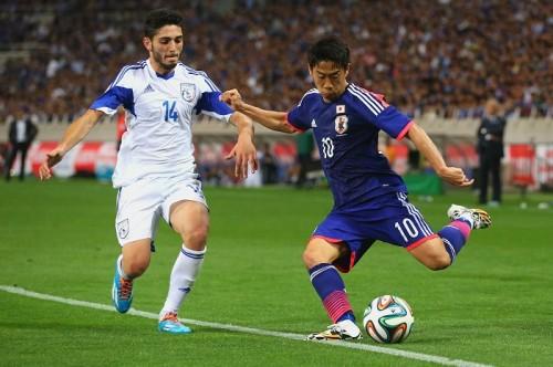 日本代表の印象についてキプロス代表監督「強くて未来のあるチーム」