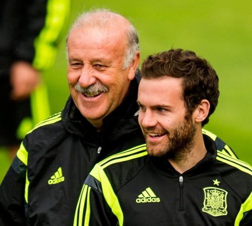 スペイン代表MFマタ「落選したらつらいが、デル・ボスケの決断だ」