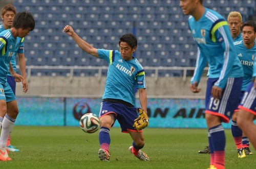 国内最後のテストマッチに臨む香川真司…世界基準のプレーを見せられるか
