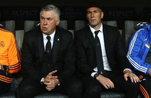 レアルのアンチェロッティ、マンUからの世界最高年俸オファーに断り