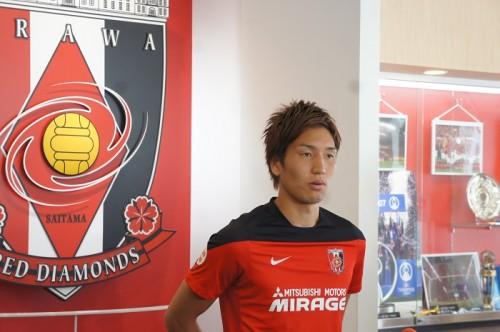 ヘルタ移籍のFW原口、決断理由は「日本一の選手になる目標叶えるため」