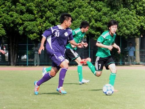 明治大が安定した守備で勝ち点1を獲得…王者・専修大とドロー/関東大学リーグ