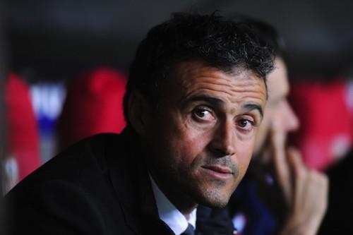 今季無冠のバルセロナ、ルイス・エンリケ新監督の就任を発表