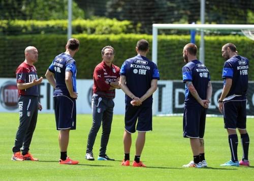 イタリア代表チームがウェストハムで活動中の日本人スタッフを招集