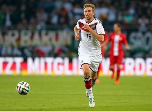 ドイツ代表シンデレラボーイ候補、クリストフ・クラマーの素顔