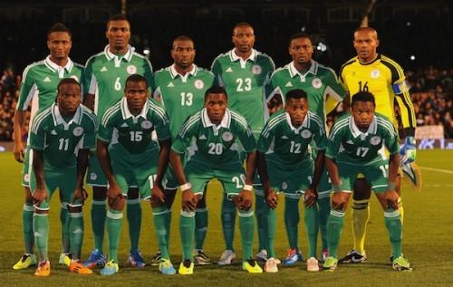 W杯に臨むナイジェリア代表候補30名が発表…モーゼスやミケルら