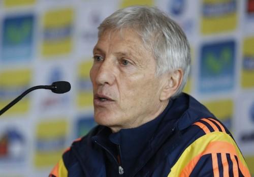 コロンビア代表のペケルマン監督が語ったワールドカップの展望