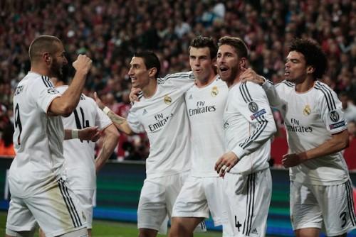 CL決勝進出のレアル、EL準決勝敗退のバレンシアと名門対決