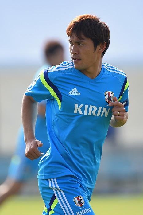 ボランチのポジション争いに日本代表MF青山「負けたくない」