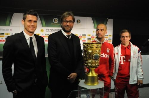 ドルトCEOがドイツ杯決勝に向け「バイエルンの攻略法は知っている」