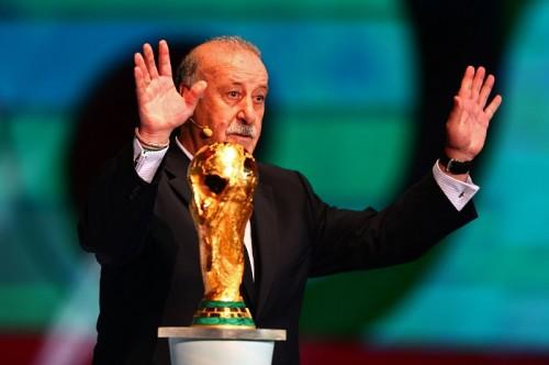 前回W杯王者スペイン率いるデル・ボスケ「ブラジルがNo.1優勝候補」